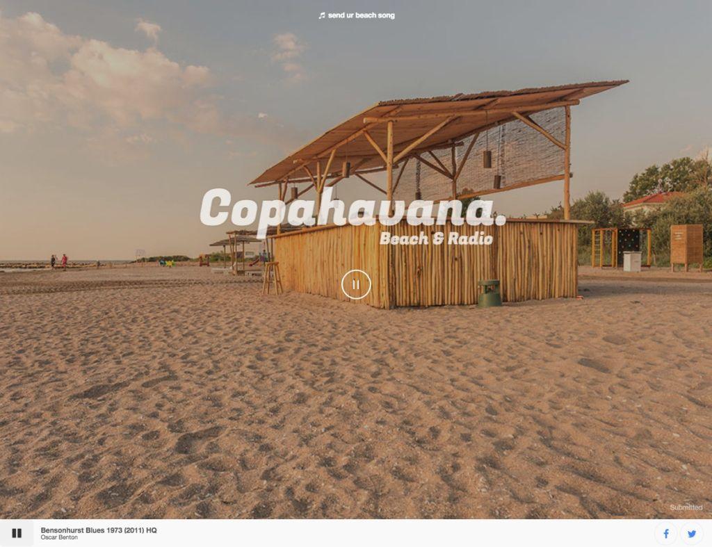 CopaHavana Beach Radio